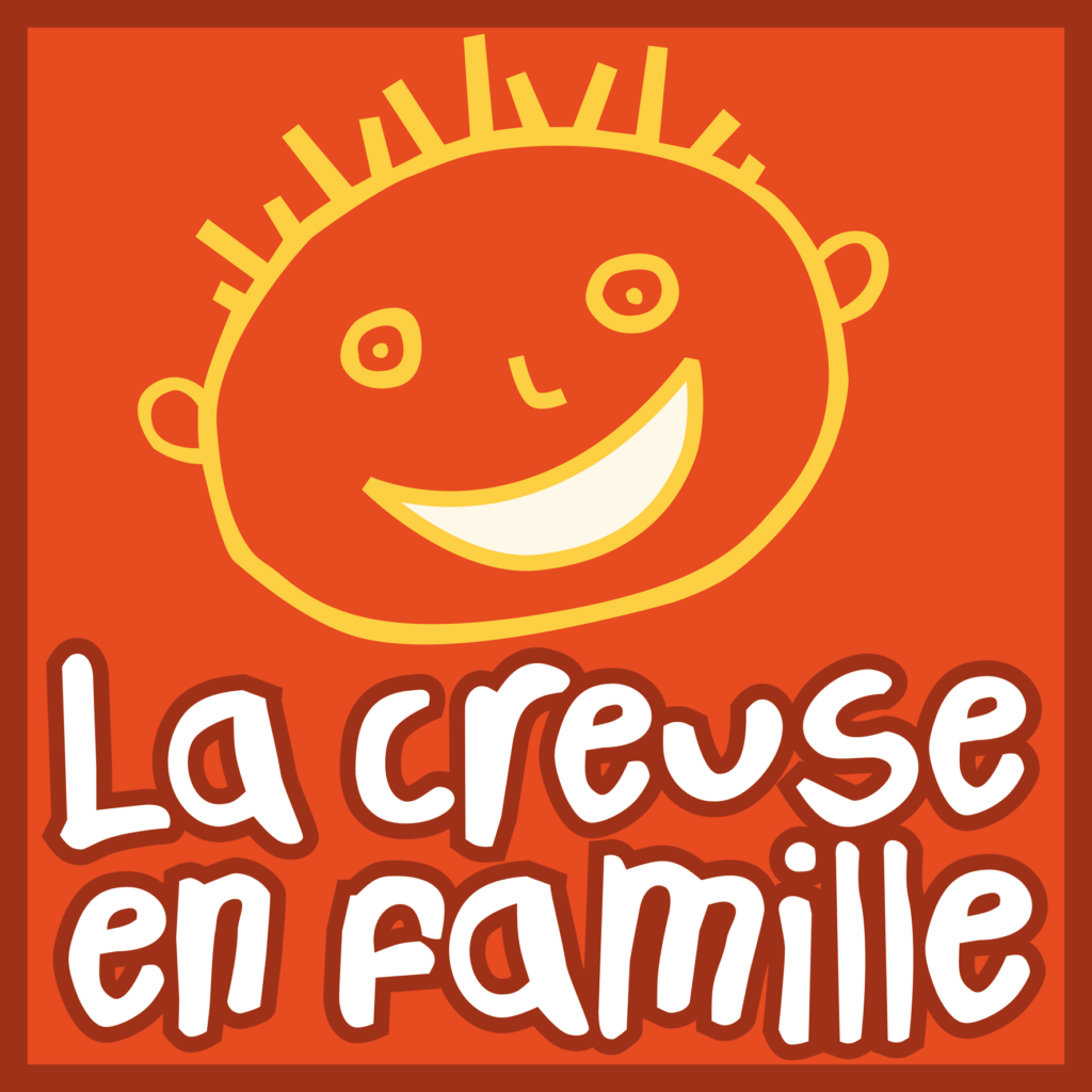 Logo Creuse en Famille